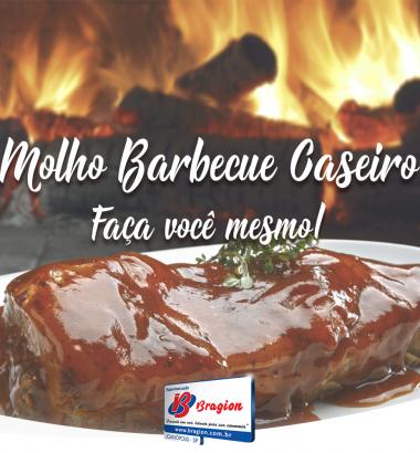 Molho Barbecue Caseiro